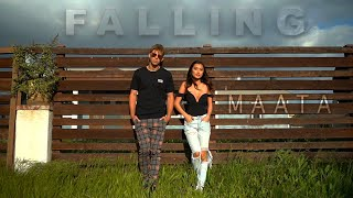 Cover images FALLING - Trevor Daniel (Maata Remix) | Official Music Video