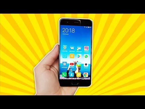 ЧЕСТНЫЙ ОБЗОР Xiaomi Mi6