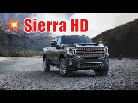 2020 gmc sierra hd release date | 2020 gmc sierra hd transparent trailer | 2020 gmc sierra hd at4