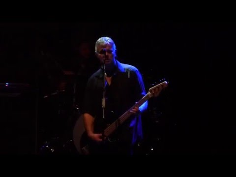 The Stranglers: Valley of the Birds - live Newcastle 14.03.14
