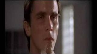 """Massive Attack - Inertia Creeps"" - American Psycho"