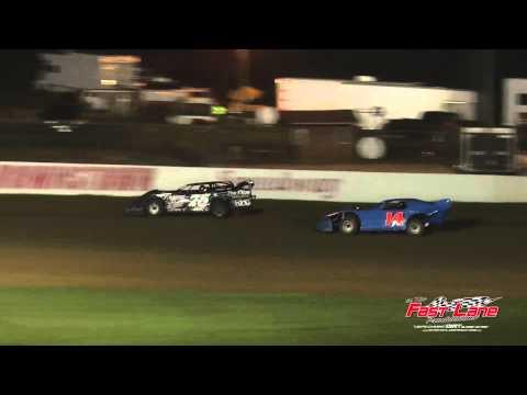 Brownstown Speedway : 09-19-2014 : Bowman Pro Late Models : 1st Time Winner Race