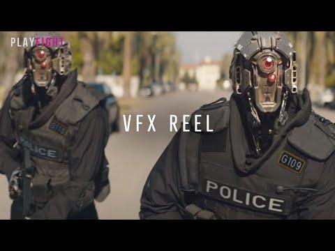 Code 8 - VFX REEL [Jeff Chan, Robbie Amell, Stephen Amell, Sung Kang, Playfight VFX] 2016