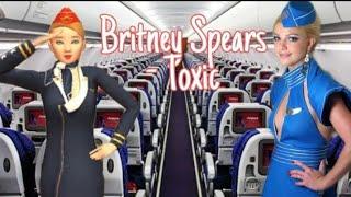 COREOGRAFIA Britney Spears - Toxic-VERSÃO #AVAKIN LIFE