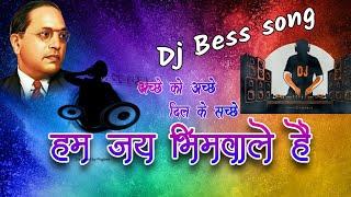 Hum jay Bhim wale hai New Dj mix song
