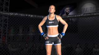 EA SPORTS UFC android - HOLLY HOLM gameplay /gaming tips