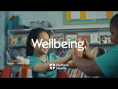 What Does Wellbeing Mean To You? | Nuffield Health