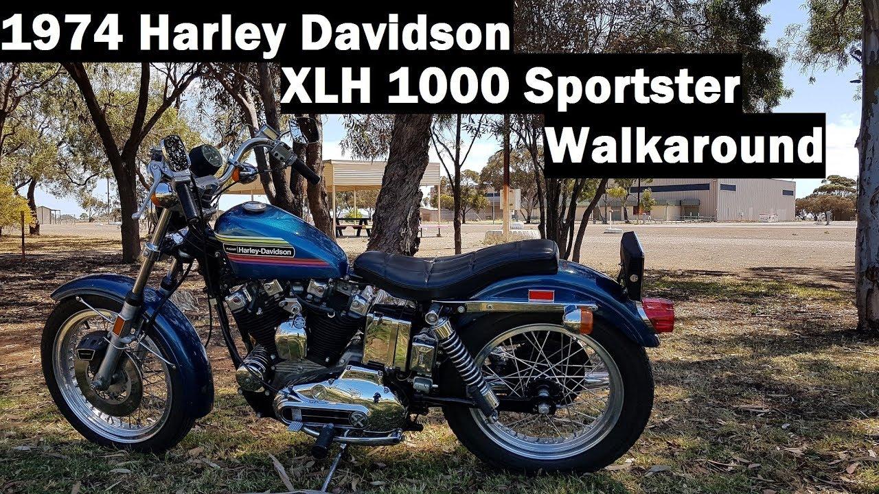 Maxresdefault on 1974 Xlh 1000 Harley Davidson Sportster