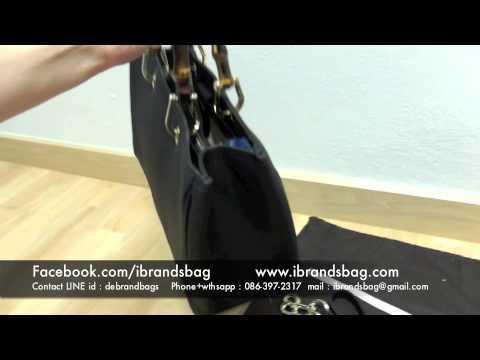 Gucci Bamboo Shopper - YouTube 508fd95b24