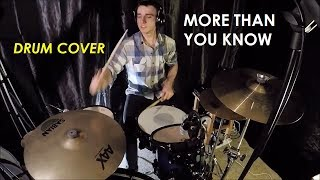 "Download Lagu DRUM COVER: ""More Than You Know"" - Axwell Λ Ingrosso Mp3"