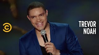 How Airport Security Tactics Changed During the Ebola Crisis - Trevor Noah