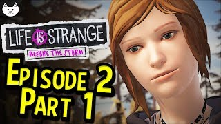 Life Is Strange Before The Storm Episode 2 Gameplay - THE LOVE STORY CONTINUES - Part 1