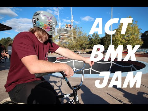 ACT bmx trip