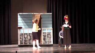 NGHS Wizard of Oz - Act 1 - Billy Turner