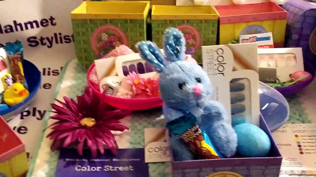 Color street hostess gifts events dollar tree easter youtube color street hostess gifts events dollar tree easter negle Images