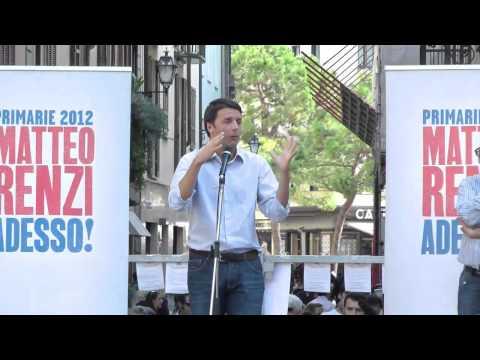 Matteo Renzi a Lecco