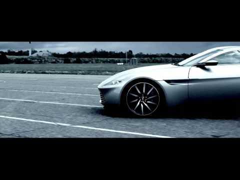 Built For Bond... Aston Martin DB10