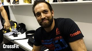 Backstage With Froning and Fraser