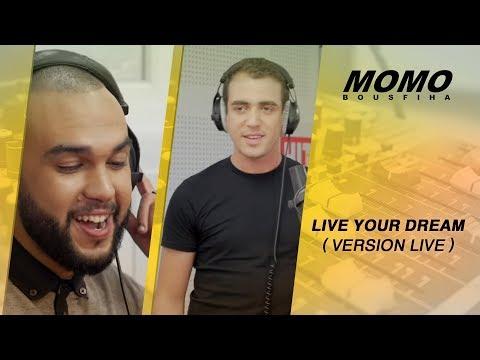 DUB AFRIKA avec Momo - LIVE YOUR DREAM ( Version Live )