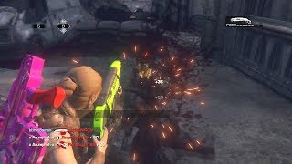 POP GOES THE WEASEL! (Gears of War Ultimate Edition) Multiplayer Gameplay With TheRazoredEdge!