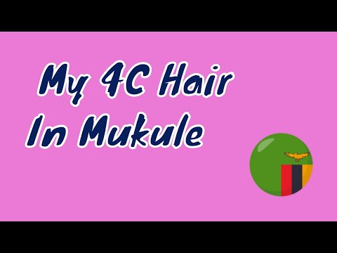 """I have 4C #Hair & this is how I """"take care"""" of it."""