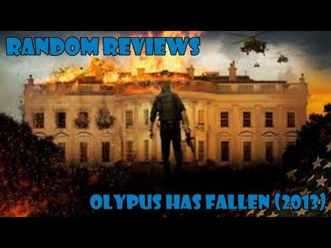 Random Reviews: Olympus Has Fallen (2013)