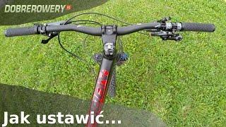 Jak wyregulować rower górski - wysokość siodełka, kierownica, mostek i wiele innych