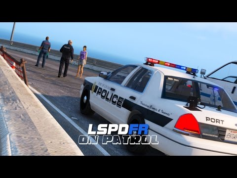 LSPDFR - Day 53 - Port Authority