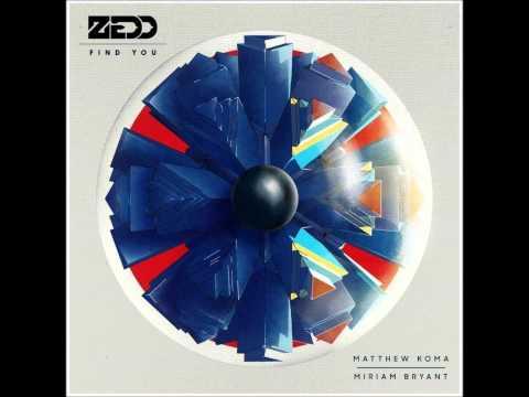 Zedd - Find You (Tritonal Remix) feat. Matthew Koma and Miriam Bryant