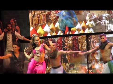 Aladino El Musical - Ojos Así ( Denise Rosenthal )