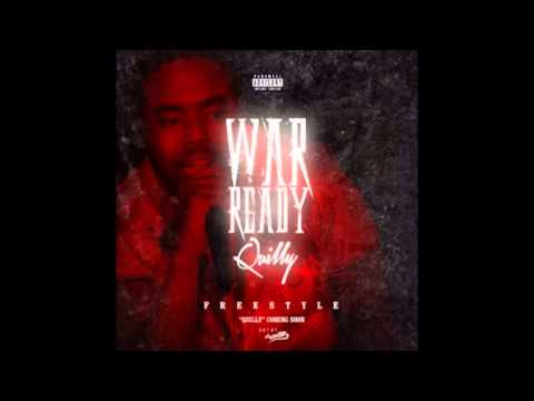 Quilly Millz-War Ready freestyle