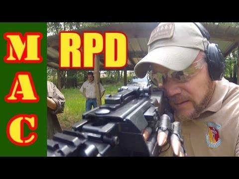 DS Arms RPD Machine Gun