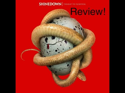 Shinedown - Threat to Survival Review