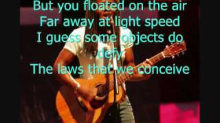 Tracy Chapman - Thinking of you with lyrics on screen