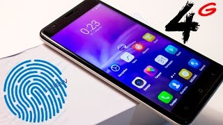 Blackview E7 (4G LTE, сканер отпечатка) Чёткий смартфон с Алиэкспресс (Unboxing)