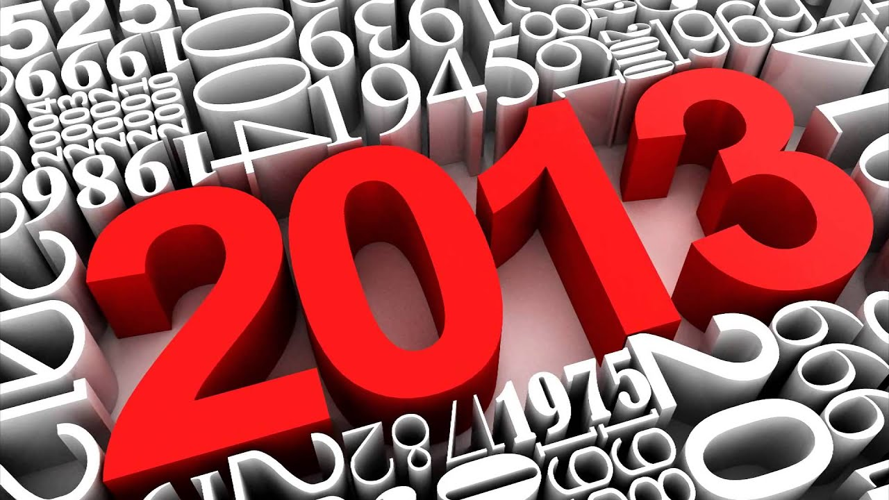 Happy new year 2013 HD (Remix)