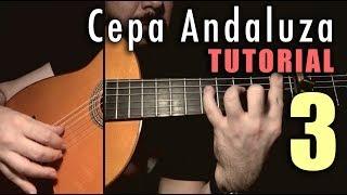 Arpeggio Exercise - 26 - Cepa Andaluza (Buleria) by Paco de Lucia