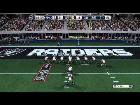 CGI 2016 Season AFC Championship - Broncos @ Raiders