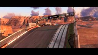 Track mania 2 Canyon [Game Review]