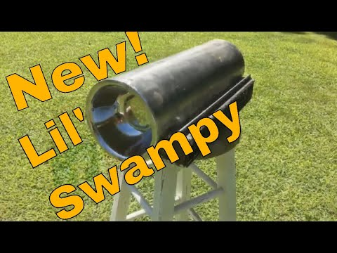 Swamp Cooler From Scratch: Lil' Swampy