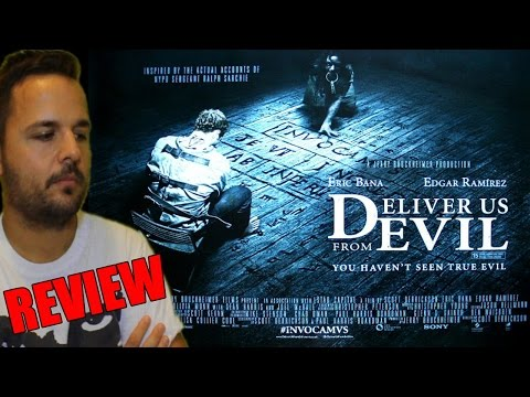 Libranos del mal (2014) - Deliver Us From Evil - REVIEW - CRÍTICA - HD - John Doe - Scott Derrickson