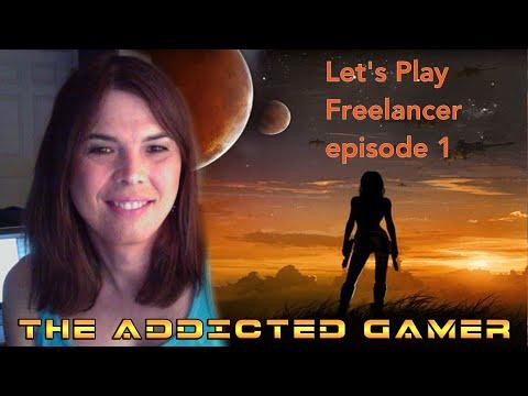 Lets Play Freelancer episode 1