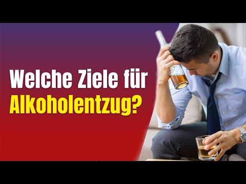 Das Medikament des Komas vom Alkoholismus