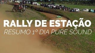 REVIEW 2017 - Resumo 1º dia   Rally de Estação 2017