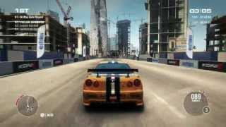 GRID 2 PC Gameplay [HD] - Nissan Nismo R34GT-R Z-Tune, Etnies Race Championship, WSR Season 3 Final