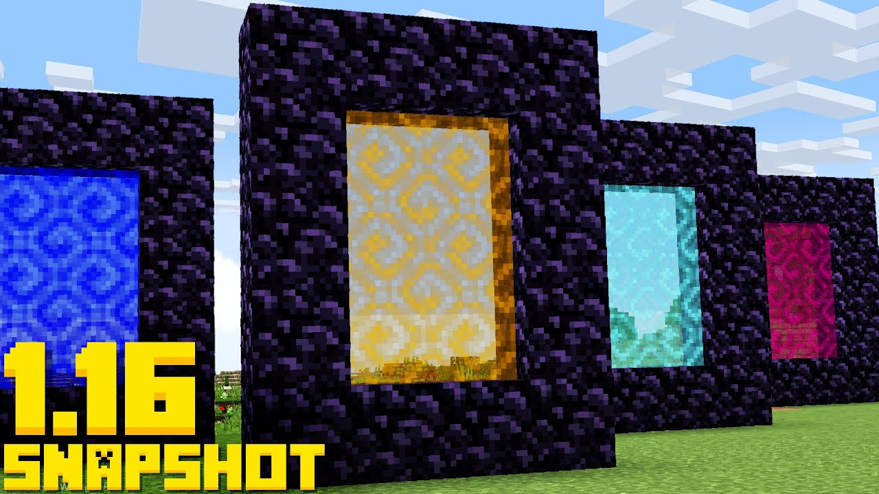 Minecraft quick guide: Cheat sheet to everything new in the 'Nether ...
