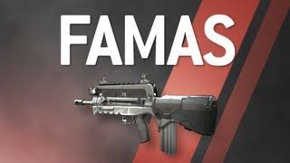 FAMAS - Modern Warfare 2 Multiplayer Weapon Guide