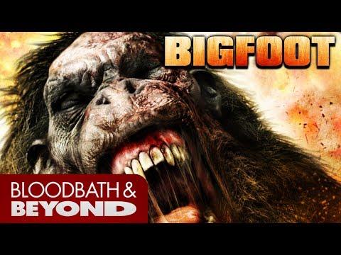 Random Movie Pick - Bigfoot (2012) - Movie Review YouTube Trailer