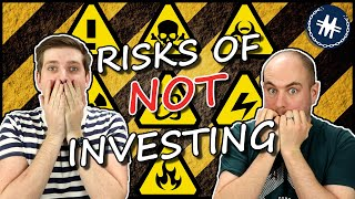 The Risks of NOT Investing - On Wealth, Health and Opportunity