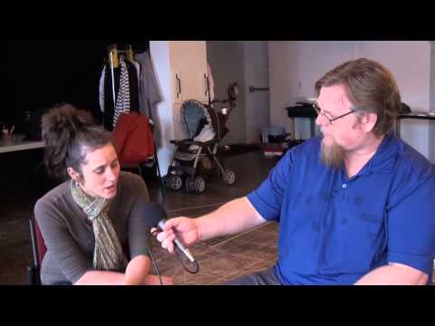Hannah Moscovitch Canadian Playwright interview by Reginald Argue